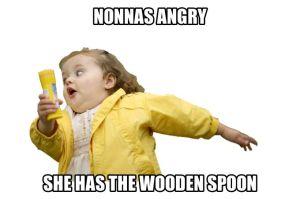 wooden spoon nonna